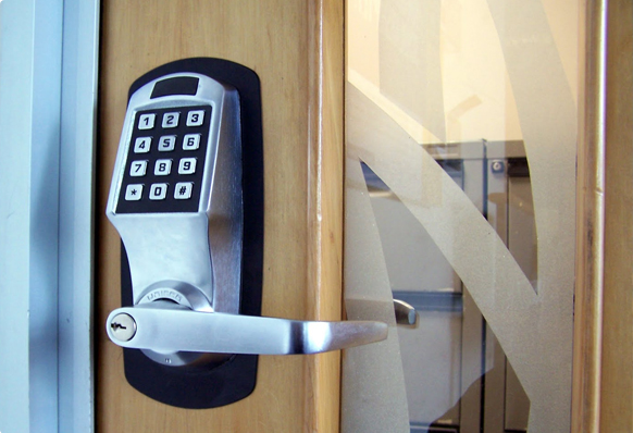 MS commercial locksmith services